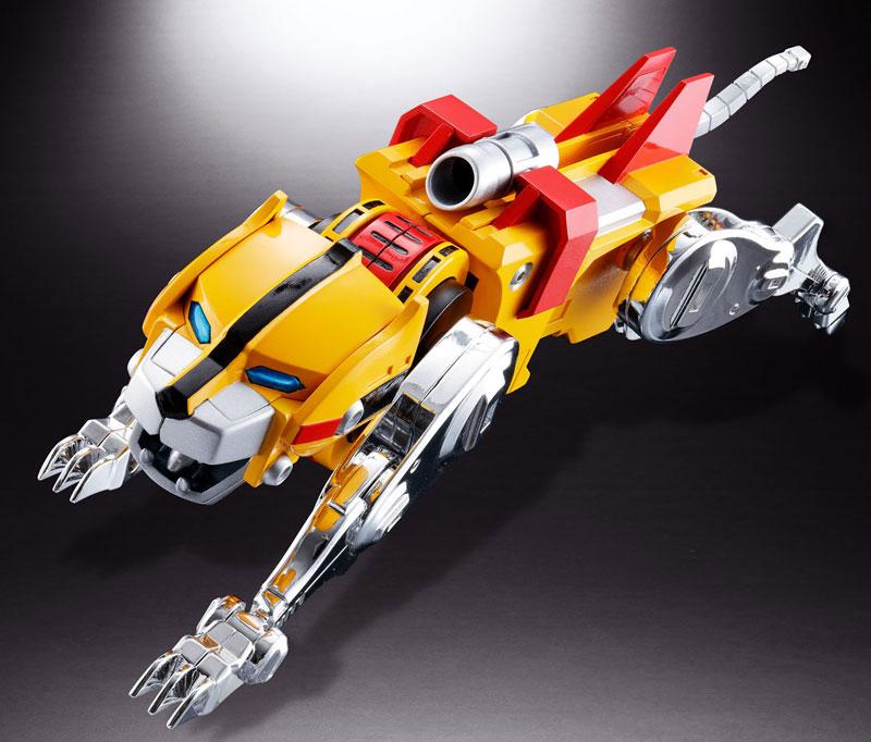 【再販】超合金魂『GX-71 百獣王ゴライオン』可変合体可動フィギュア-009