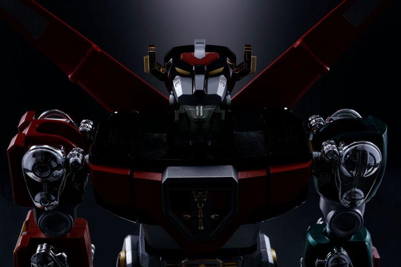 【再販】超合金魂『GX-71 百獣王ゴライオン』可変合体可動フィギュア-010
