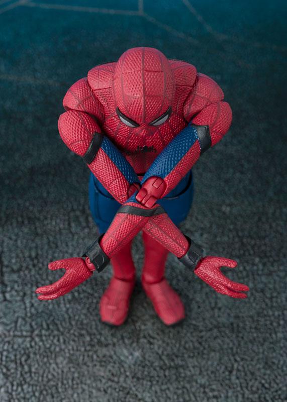 S.H.Figuarts『スパイダーマン(スパイダーマン:ファー・フロム・ホーム)』アクションフィギュア-008