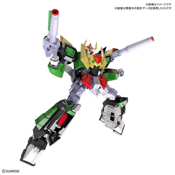 HG 1/300『マグナザウラー』熱血最強ゴウザウラー プラモデル