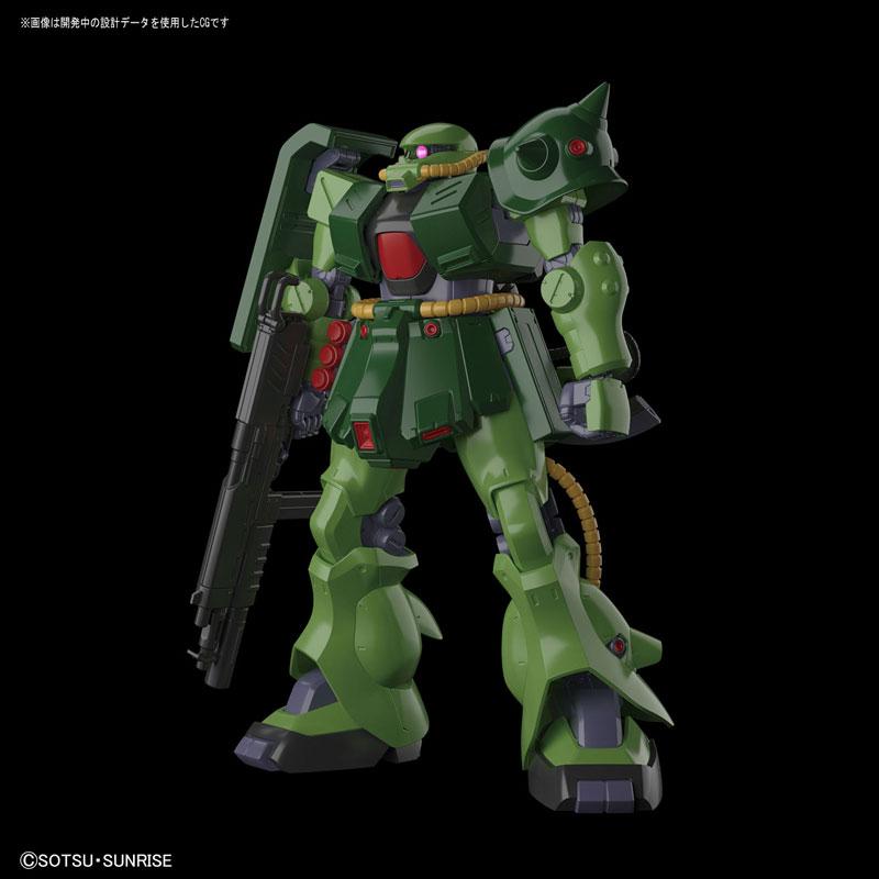 RE/100 1/100『ザクII改』ガンダム0080 プラモデル-001
