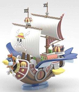 偉大なる船コレクション『サウザンド・サニー号 フライングモデル』ワンピース プラモデル