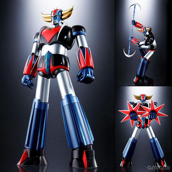 【再販】超合金魂『GX-76 グレンダイザーD.C.』可動フィギュア