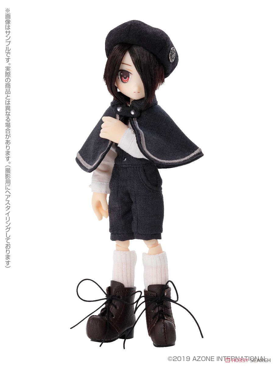 Lil'Fairy ~プリミューレ妖精協会~『ウィル』完成品ドール-002