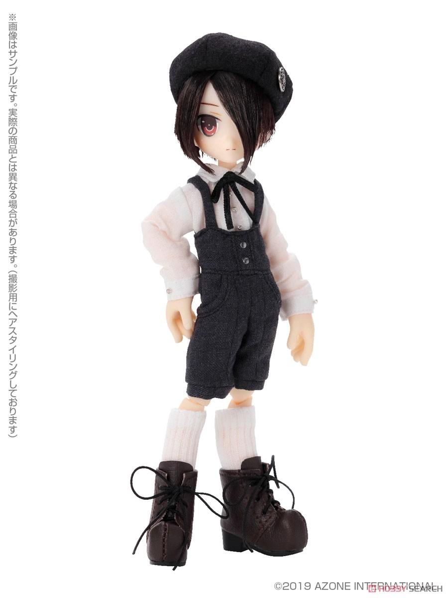Lil'Fairy ~プリミューレ妖精協会~『ウィル』完成品ドール-003
