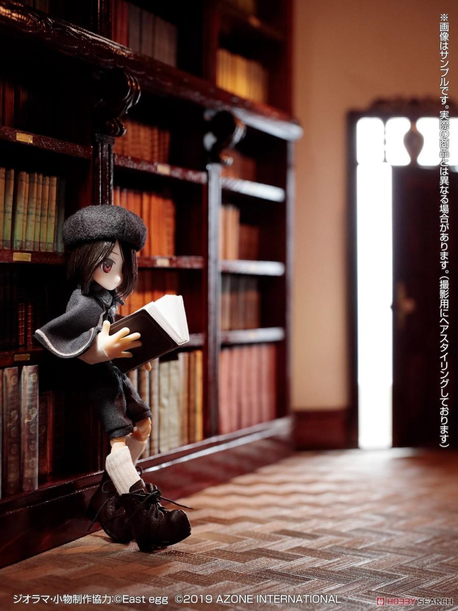 Lil'Fairy ~プリミューレ妖精協会~『ウィル』完成品ドール-008