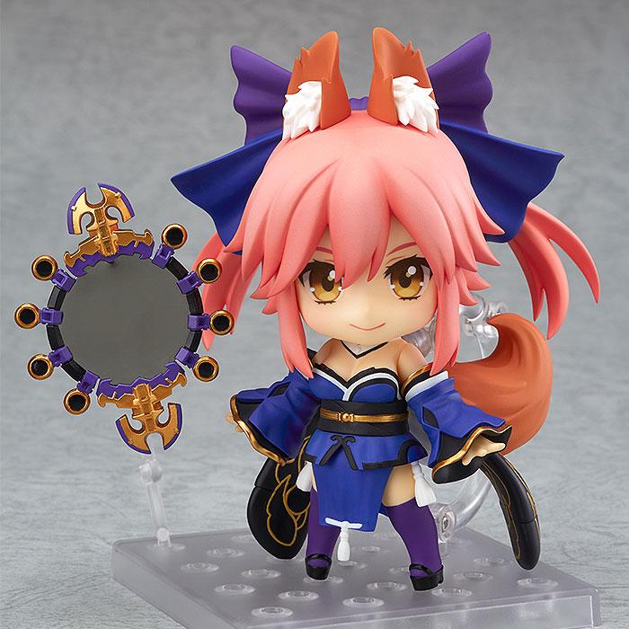 【再販】ねんどろいど『キャスター』Fate/EXTRA 可動フィギュア-001