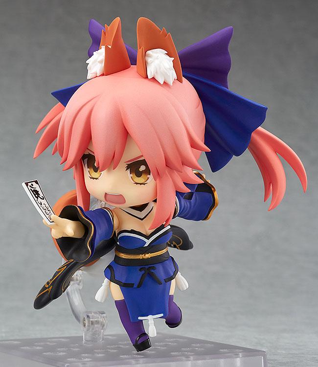 【再販】ねんどろいど『キャスター』Fate/EXTRA 可動フィギュア-004