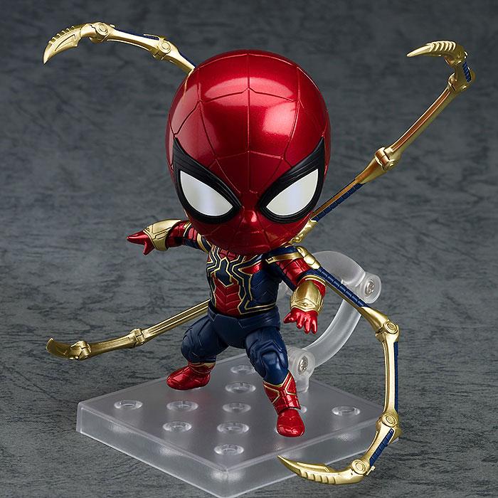 ねんどろいど『スパイダーマン インフィニティ・エディション』アベンジャーズ/インフィニティ・ウォー 可動フィギュア-001
