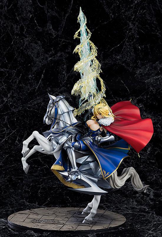 Fate/Grand Order『ランサー/アルトリア・ペンドラゴン』1/8 完成品フィギュア-002