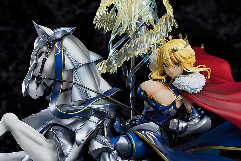 Fate/Grand Order『ランサー/アルトリア・ペンドラゴン』1/8 完成品フィギュア-006