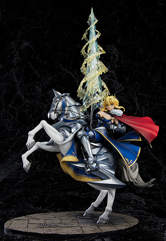 Fate/Grand Order『ランサー/アルトリア・ペンドラゴン』1/8 完成品フィギュア-009