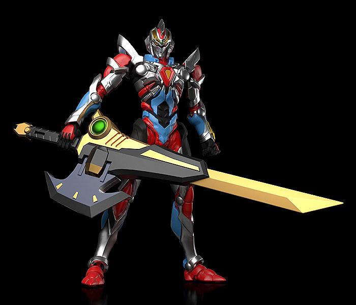 【再販】SSSS.GRIDMAN『超合体超人 DXフルパワーグリッドマン』可動フィギュア-004