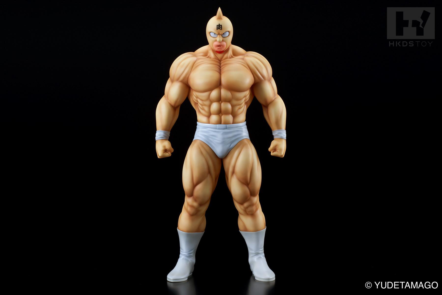 40cmビッグソフビシリーズ『キン肉マン(白パンツVer.)』ソフビ-001