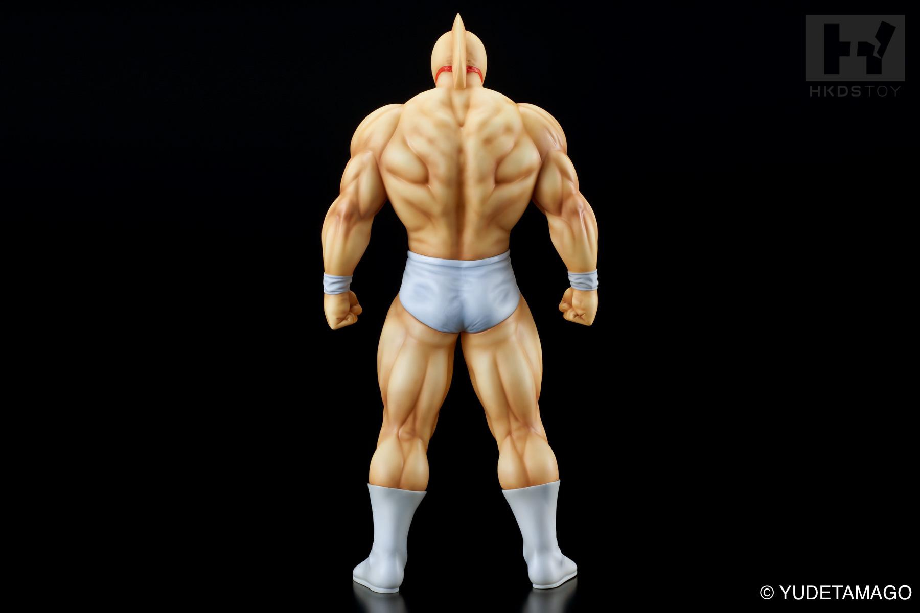 40cmビッグソフビシリーズ『キン肉マン(白パンツVer.)』ソフビ-003