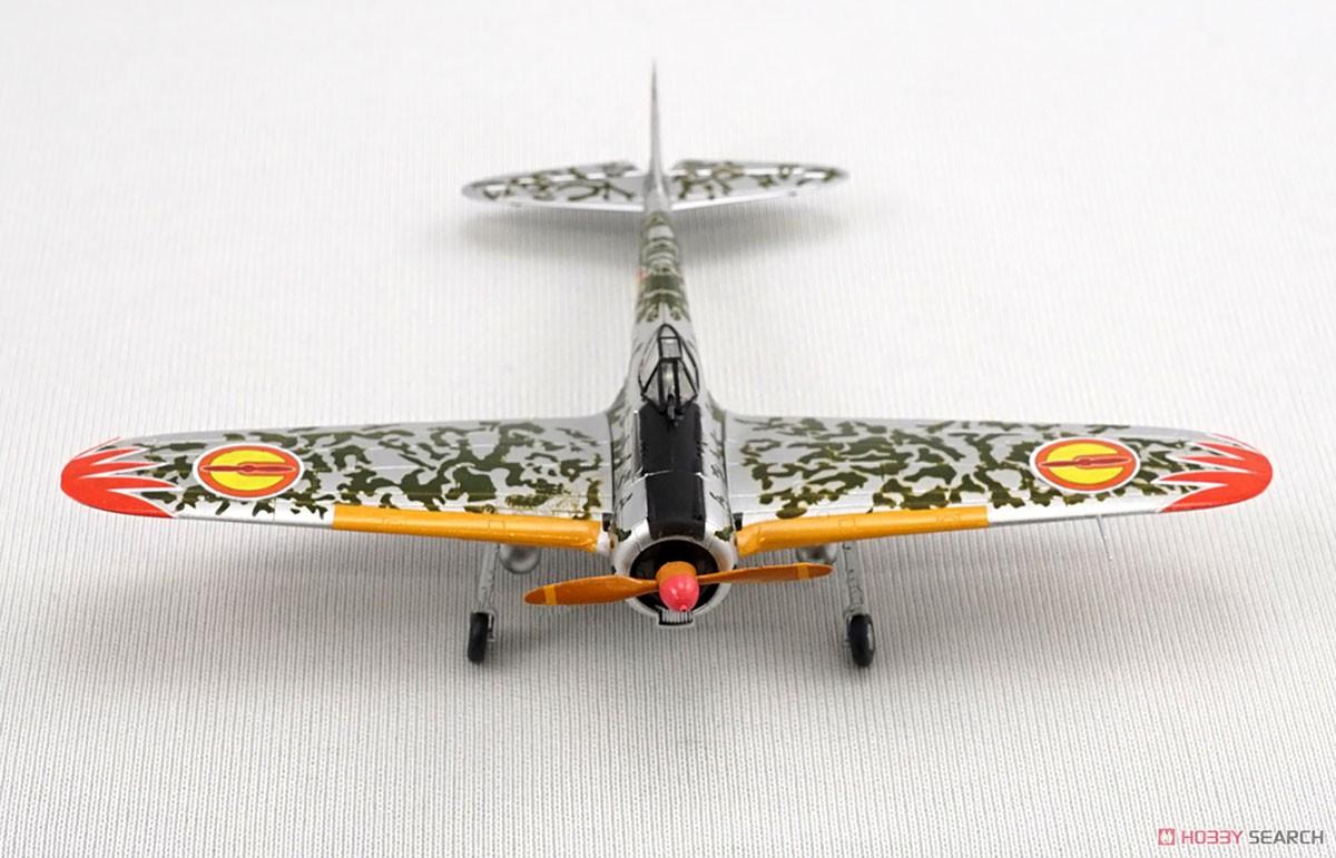 【食玩】荒野のコトブキ飛行隊『ミニアクション隼一型』食玩プラモ 6個入りBOX-011