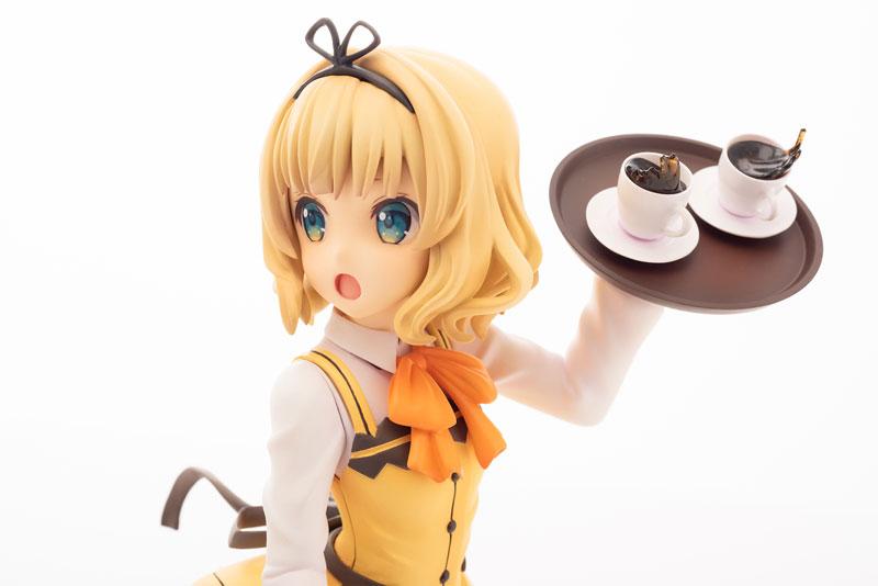 ご注文はうさぎですか??『シャロ(Cafe Style)』1/7 完成品フィギュア-006