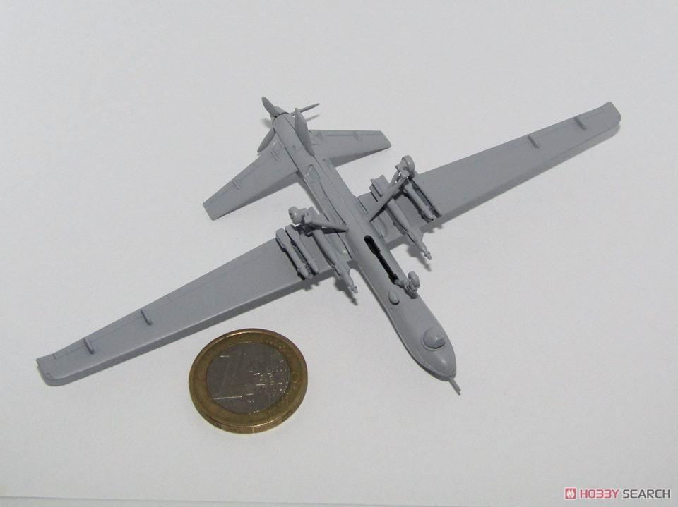 1/144『MQ-9 リーパー 2イン1(2機入り)』プラモデル-004