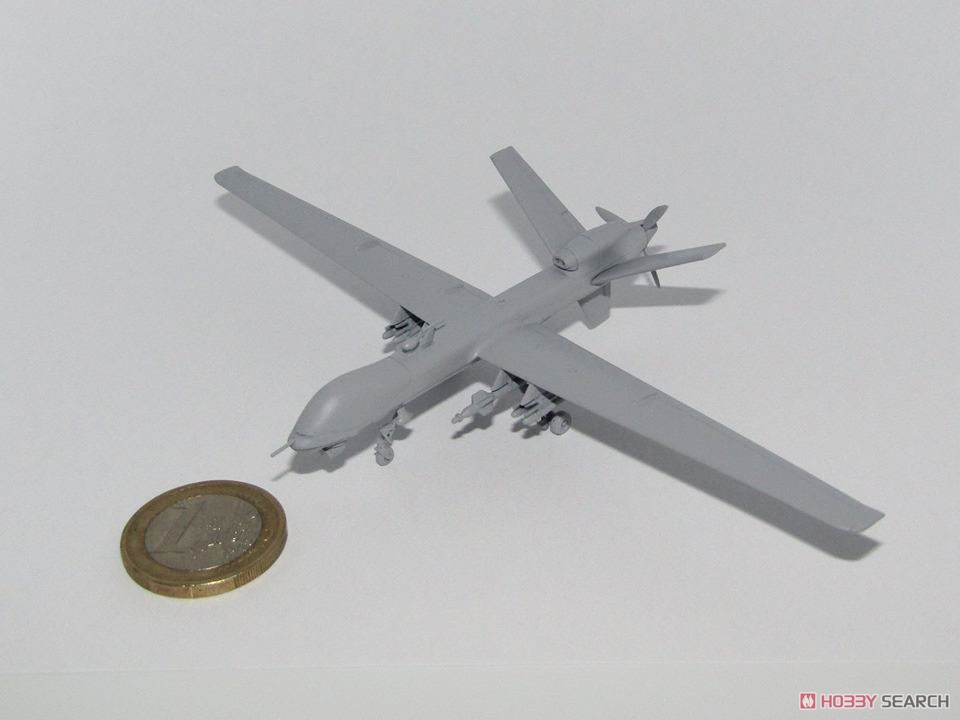 1/144『MQ-9 リーパー 2イン1(2機入り)』プラモデル-005