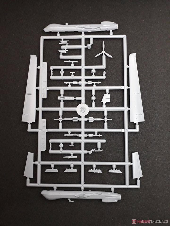 1/144『MQ-9 リーパー 2イン1(2機入り)』プラモデル-007