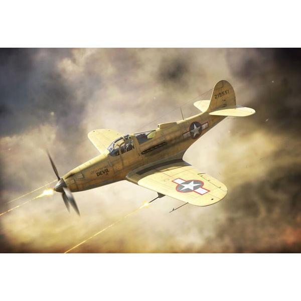 1/144『P-39Q エアロコブラ』プラモデル