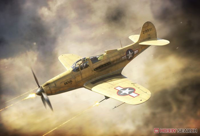 1/144『P-39Q エアロコブラ』プラモデル-001