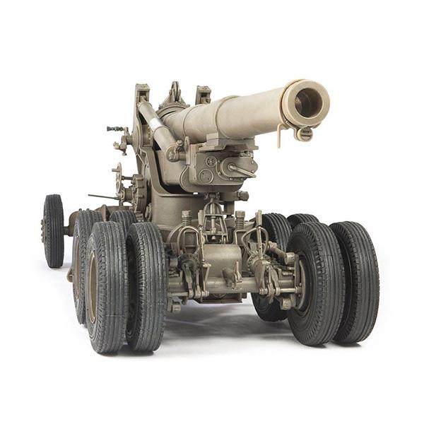 1/35『M1 8インチ砲 ホイッツァー』プラモデル