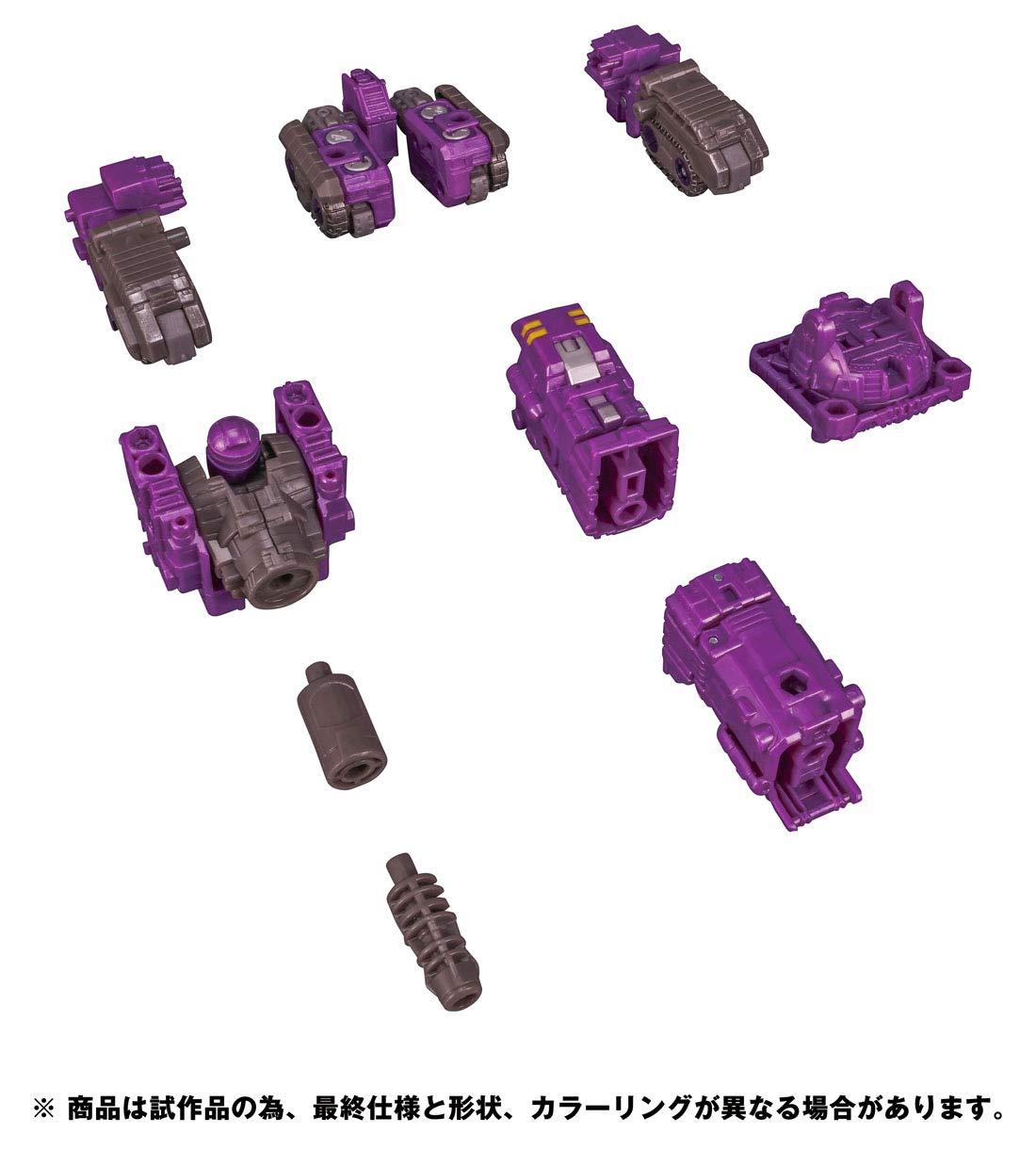 トランスフォーマー シージ『SG-25 ブラント』可変可動フィギュア-004