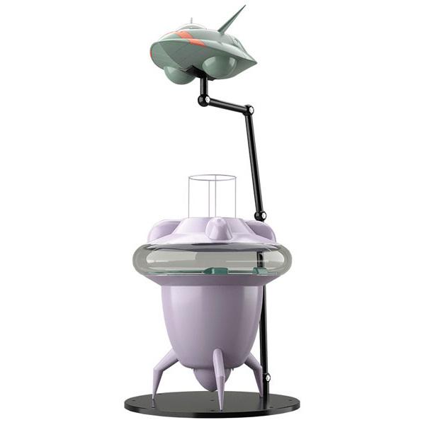 未来少年コナン『フライングマシン I&II』1/32 プラモデル