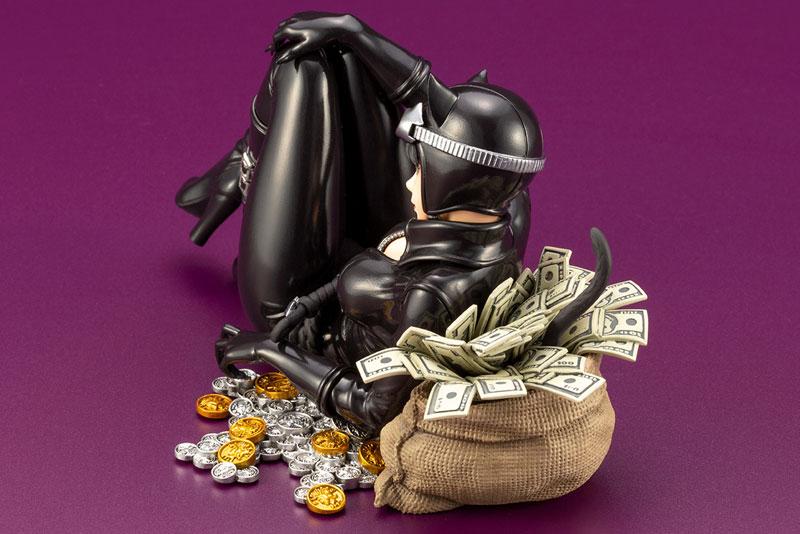 DC COMICS美少女『キャットウーマン リターンズ』バットマン 1/7 完成品フィギュア-006