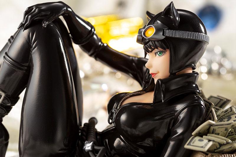 DC COMICS美少女『キャットウーマン リターンズ』バットマン 1/7 完成品フィギュア-010