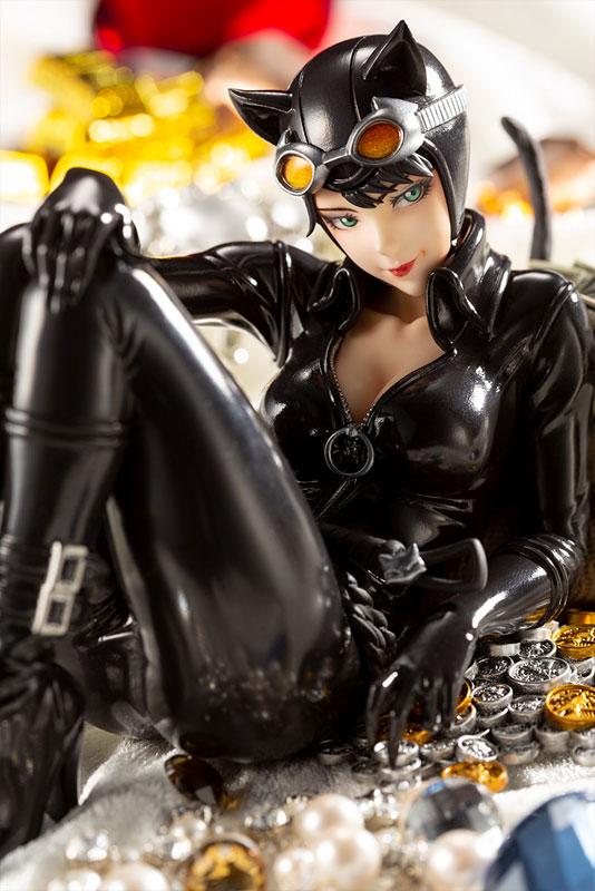 DC COMICS美少女『キャットウーマン リターンズ』バットマン 1/7 完成品フィギュア-012
