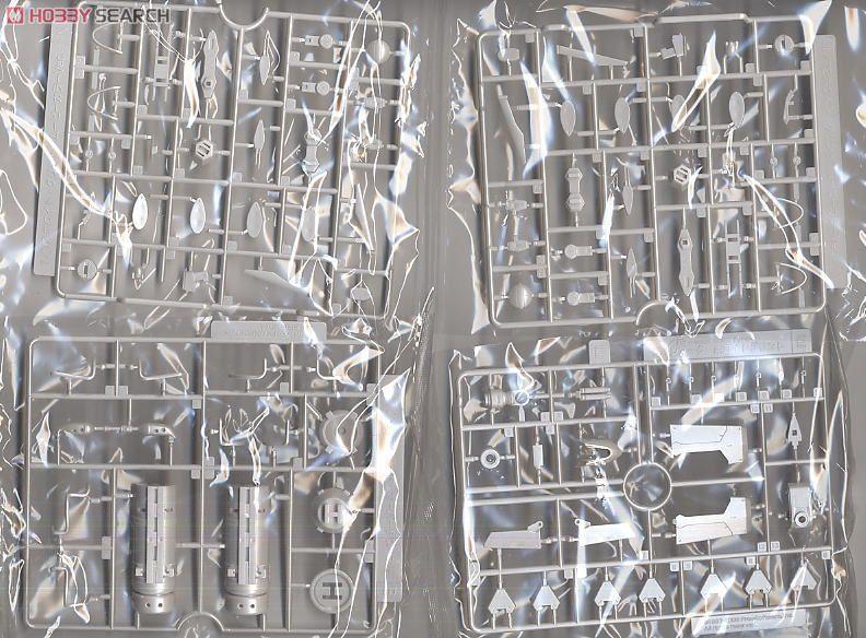 【再販】アーマード・コア V.I.シリーズ『ホワイト・グリント&V.O.Bセット ムービーカラーVer.』1/72 プラモデル-015