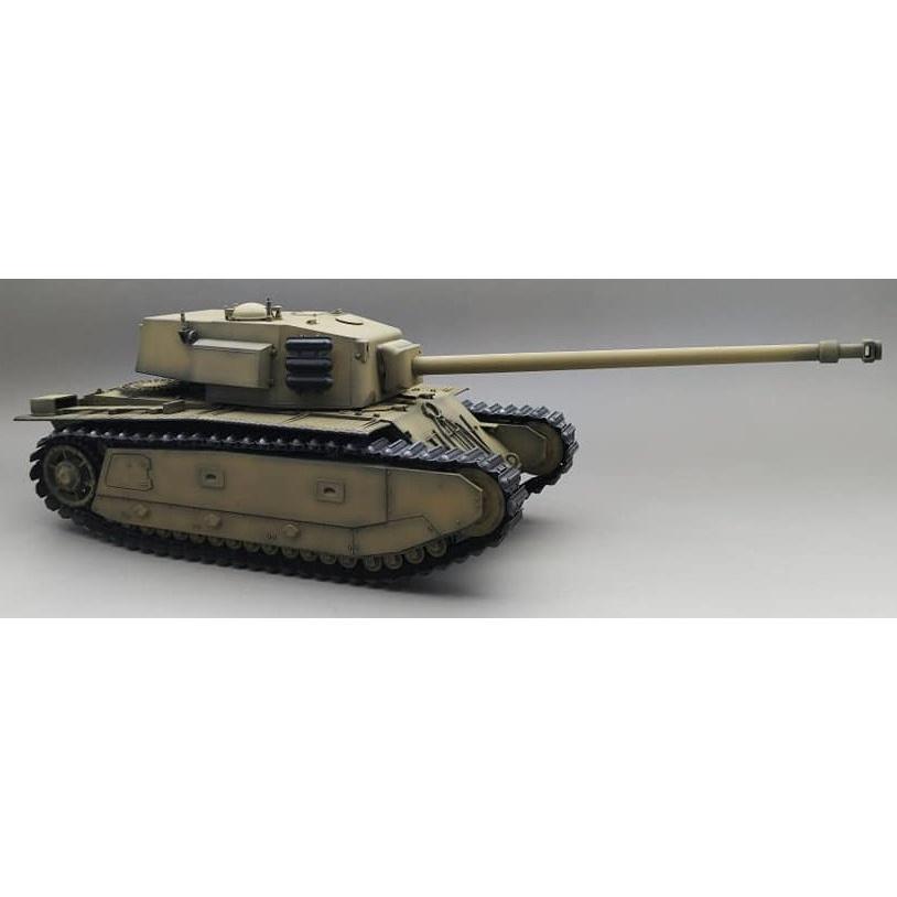 1/35『フランス重戦車 ARL44』プラモデル-002