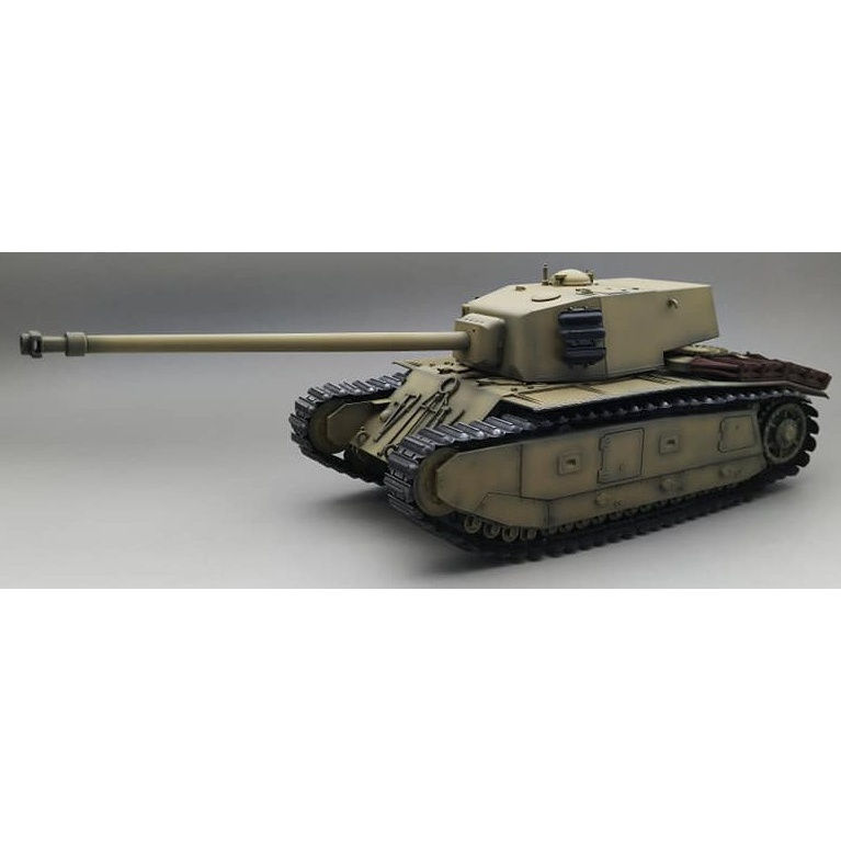 1/35『フランス重戦車 ARL44』プラモデル-003