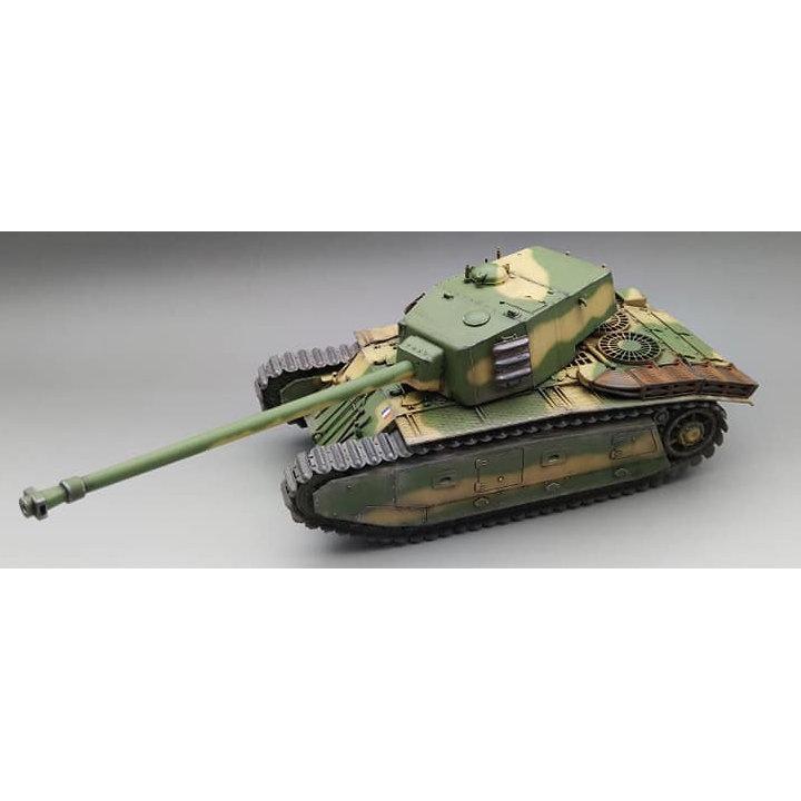1/35『フランス重戦車 ARL44』プラモデル-004