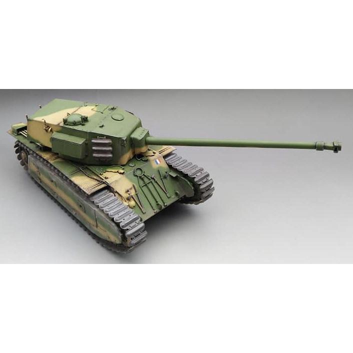 1/35『フランス重戦車 ARL44』プラモデル-006