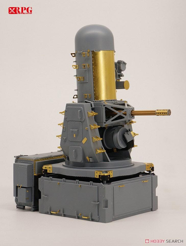 1/35『アメリカ海軍 MK-15 ファランクス』プラモデル-002
