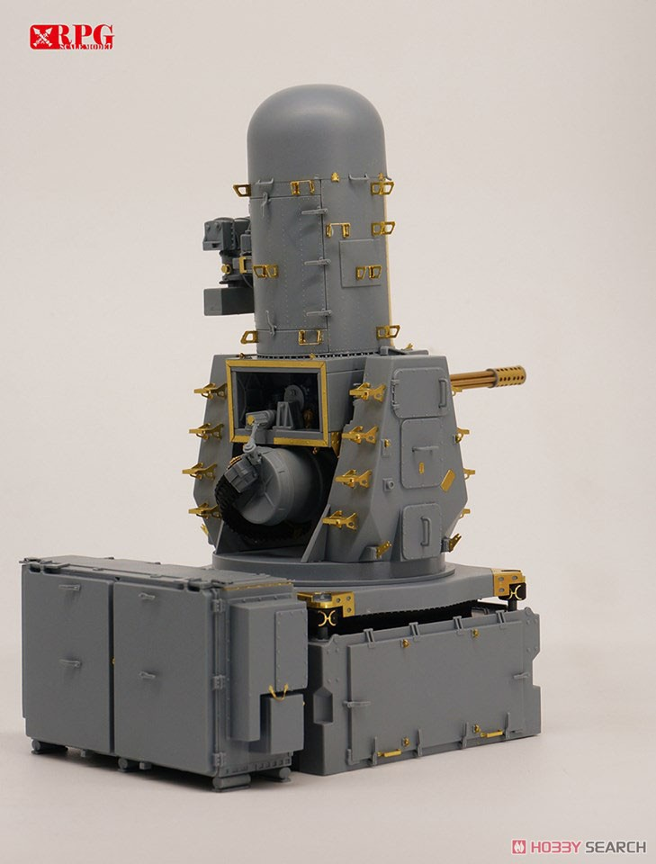1/35『アメリカ海軍 MK-15 ファランクス』プラモデル-003