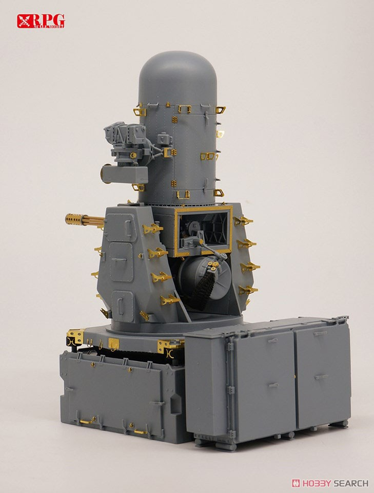 1/35『アメリカ海軍 MK-15 ファランクス』プラモデル-004