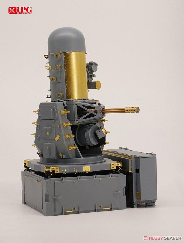 1/35『アメリカ海軍 MK-15 ファランクス』プラモデル-006