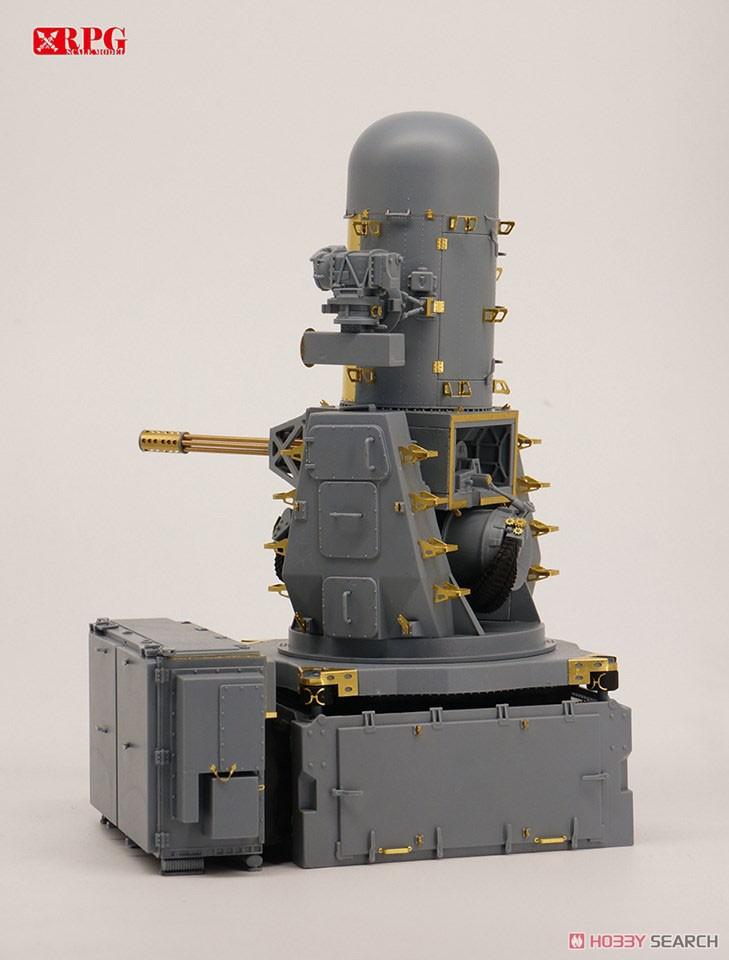 1/35『アメリカ海軍 MK-15 ファランクス』プラモデル-007