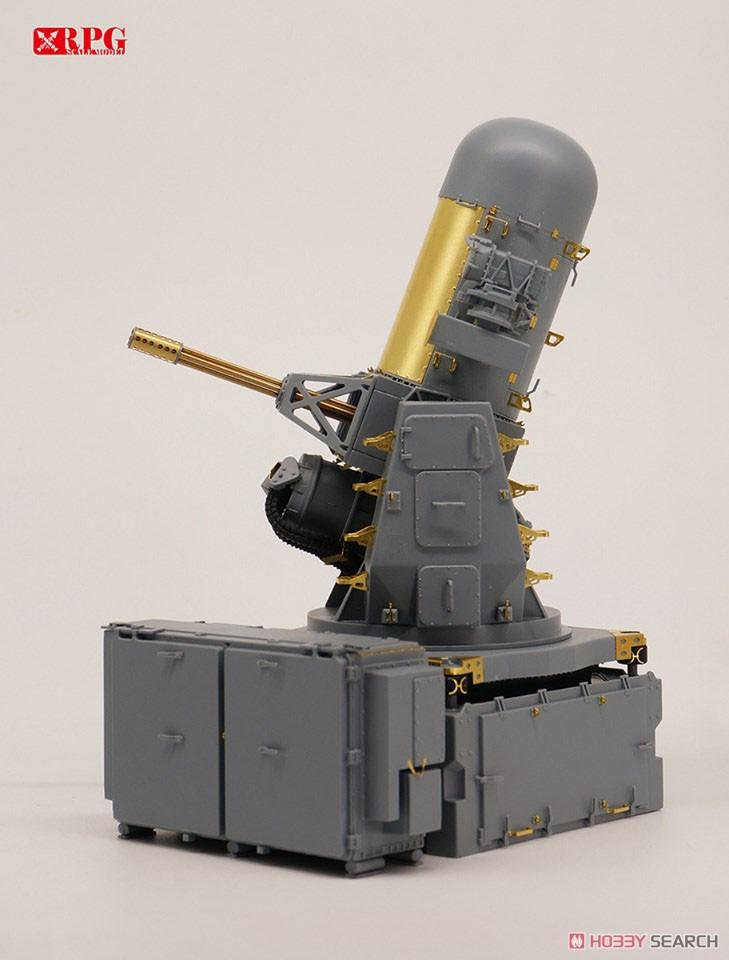 1/35『アメリカ海軍 MK-15 ファランクス』プラモデル-008