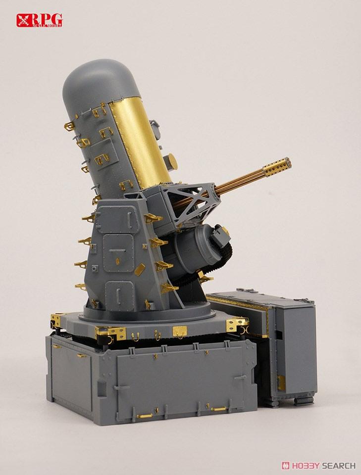 1/35『アメリカ海軍 MK-15 ファランクス』プラモデル-009