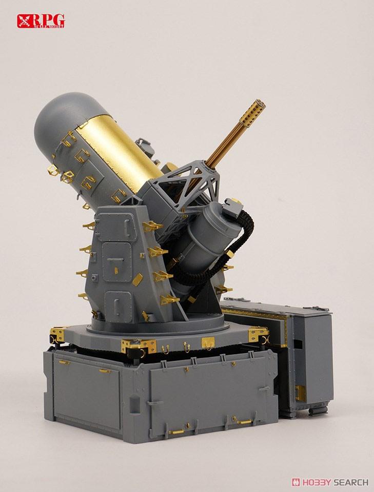 1/35『アメリカ海軍 MK-15 ファランクス』プラモデル-010