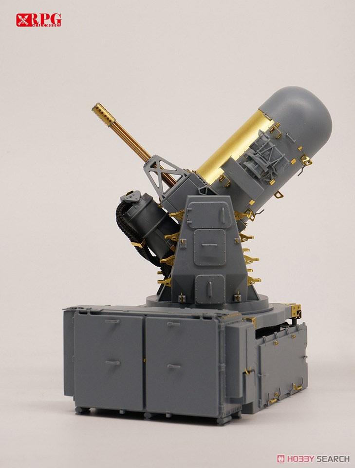 1/35『アメリカ海軍 MK-15 ファランクス』プラモデル-011