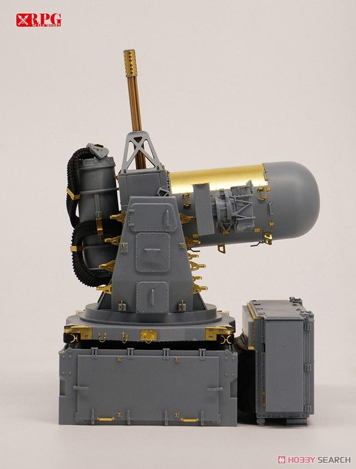 1/35『アメリカ海軍 MK-15 ファランクス』プラモデル-012