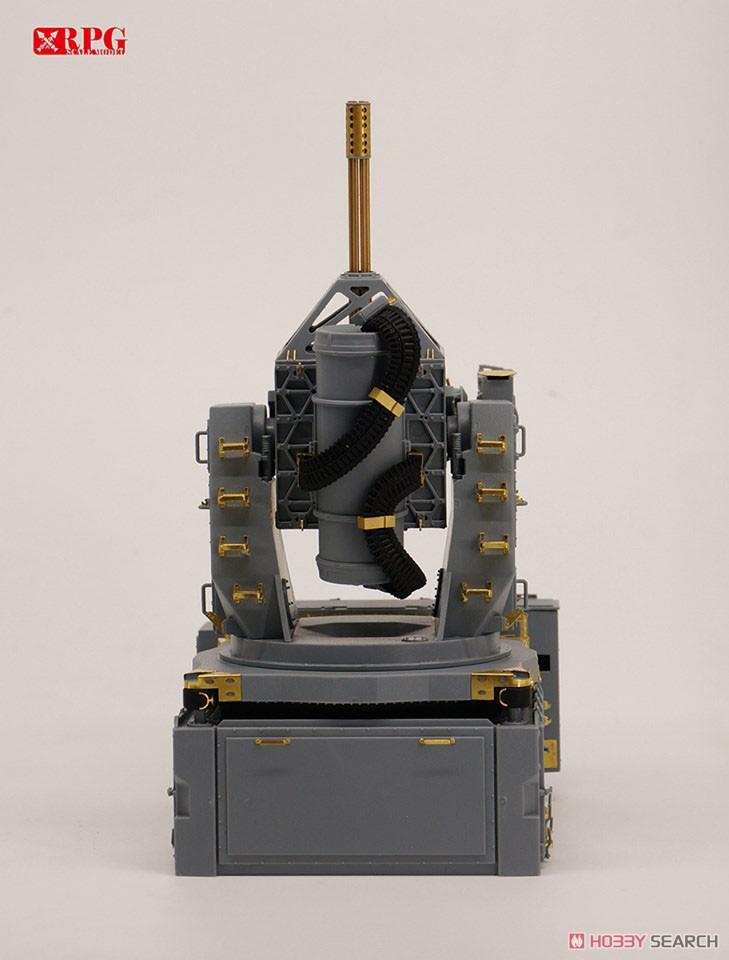 1/35『アメリカ海軍 MK-15 ファランクス』プラモデル-013