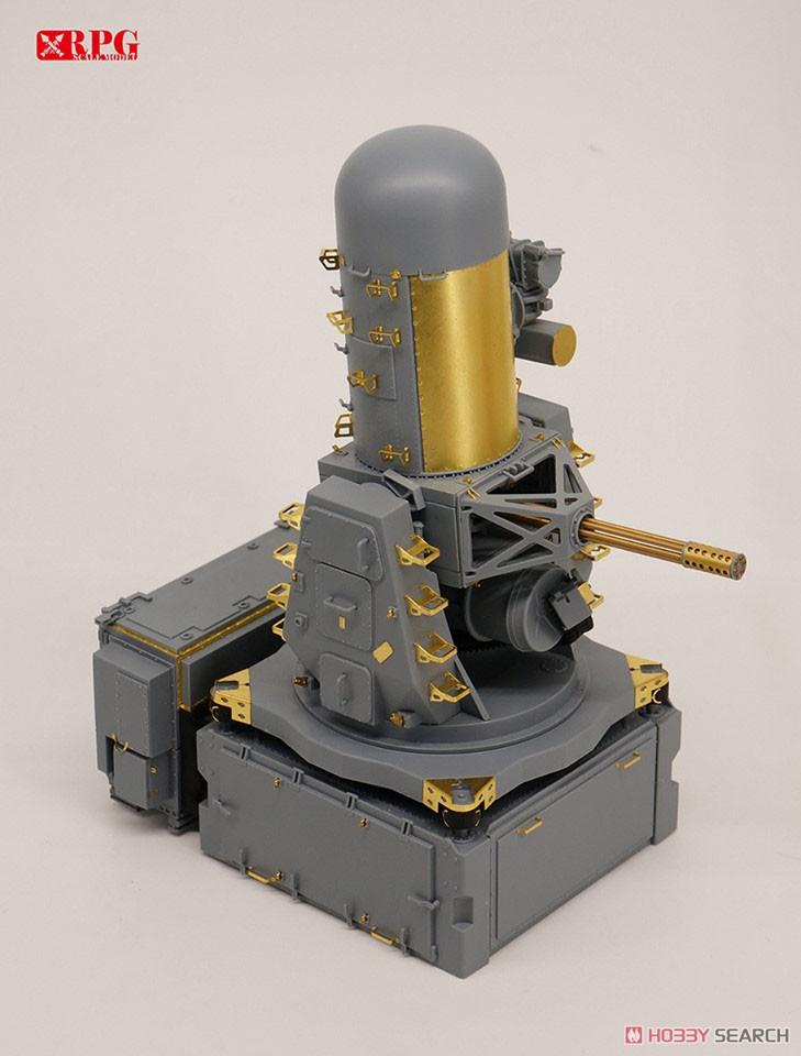 1/35『アメリカ海軍 MK-15 ファランクス』プラモデル-014