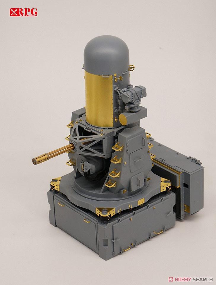 1/35『アメリカ海軍 MK-15 ファランクス』プラモデル-015